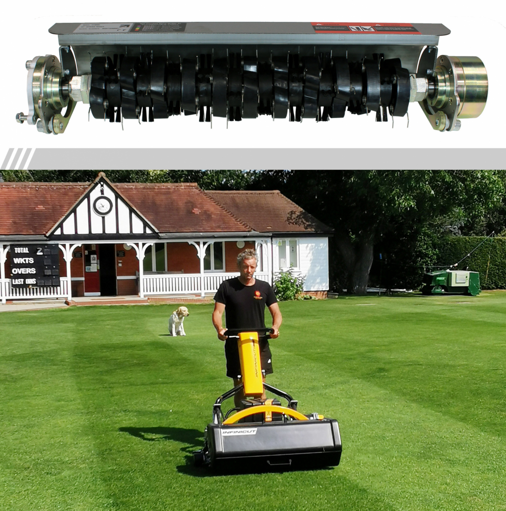 SMARTCut™ and SpringRake™ at St Catharine's College