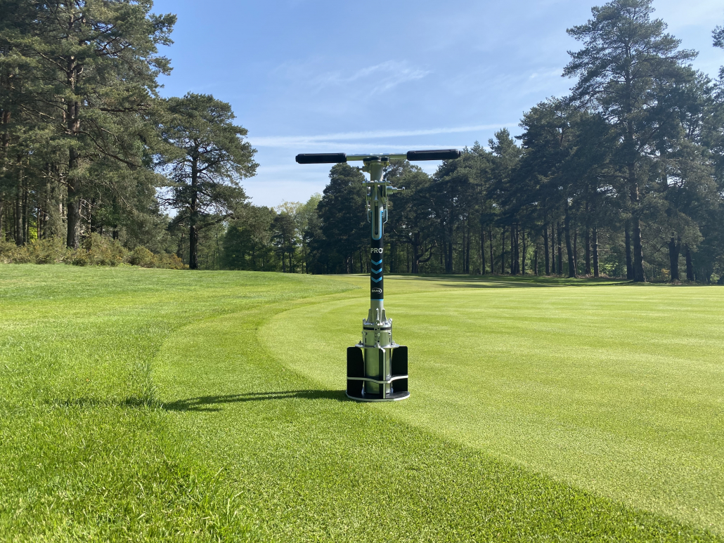 BMS Products trusted for The Open