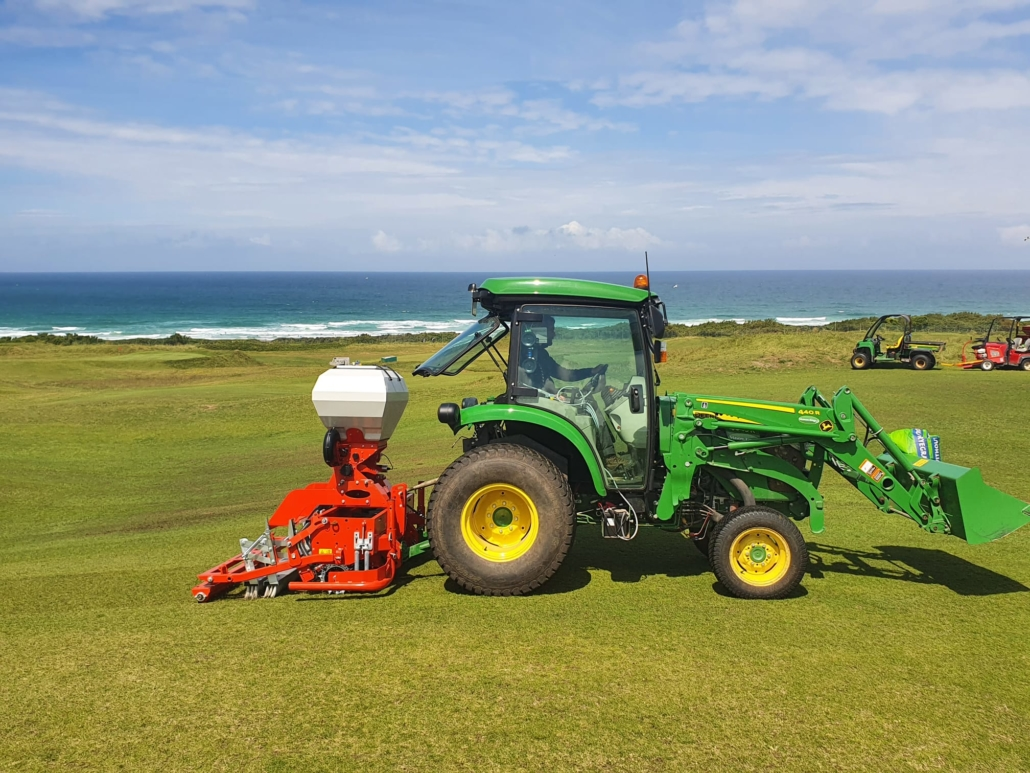 Newquay GC welcomes Terra Float Air