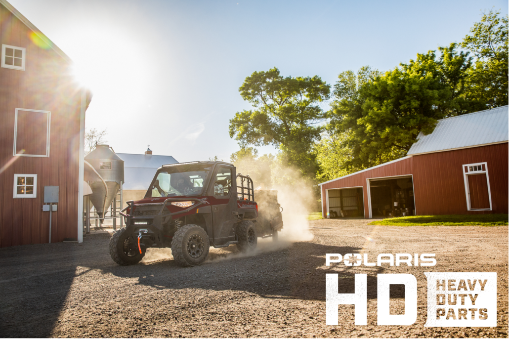Polaris Introduces Heavy Duty Parts