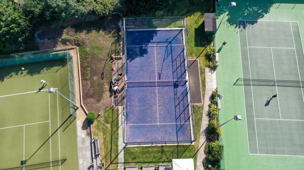 S&C partner with PRO Padel Courts