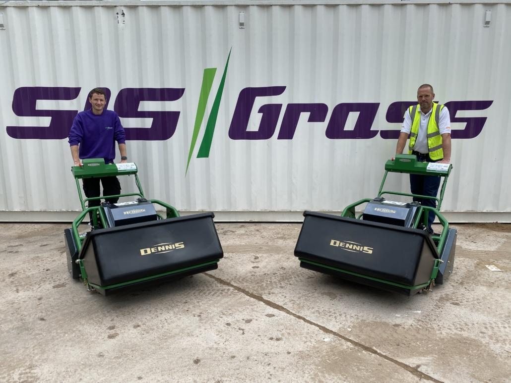 SISGrass switches to Dennis E-Series