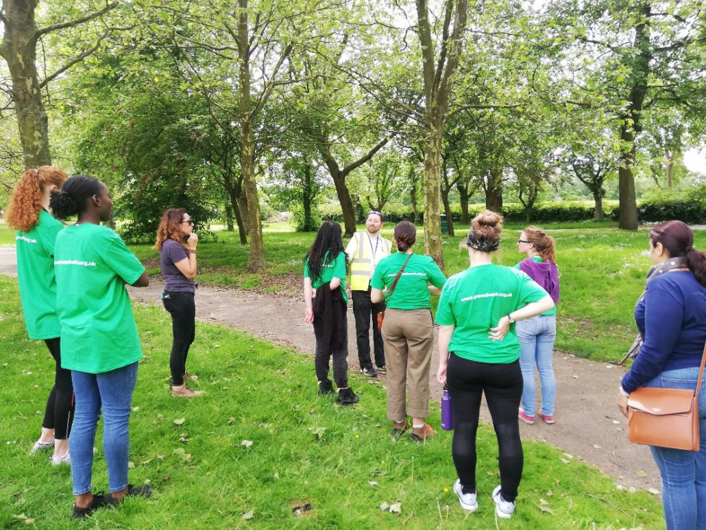 Future proof the UK's green spaces