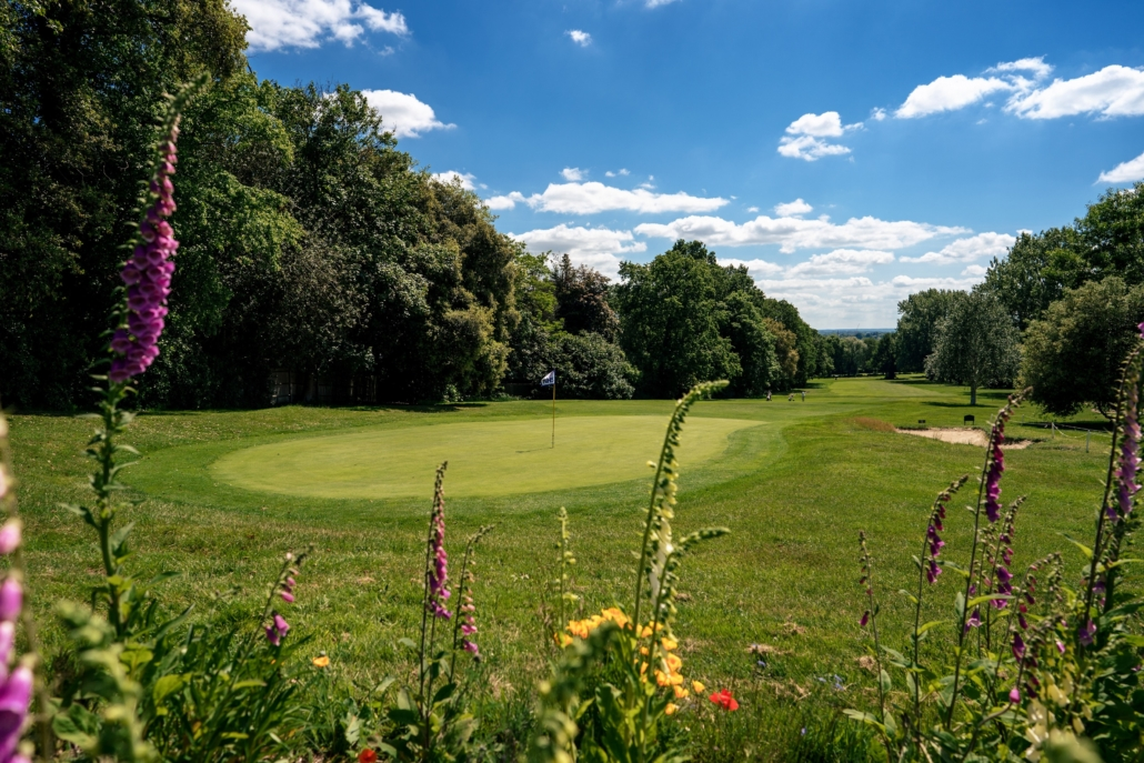 Coombe Wood GC the 'best in decades'