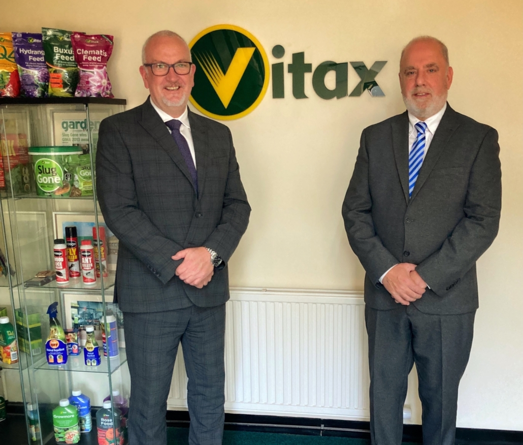 New divisional sales manager for Vitax Amenity