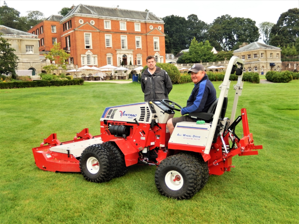 Ventrac package for the RAC