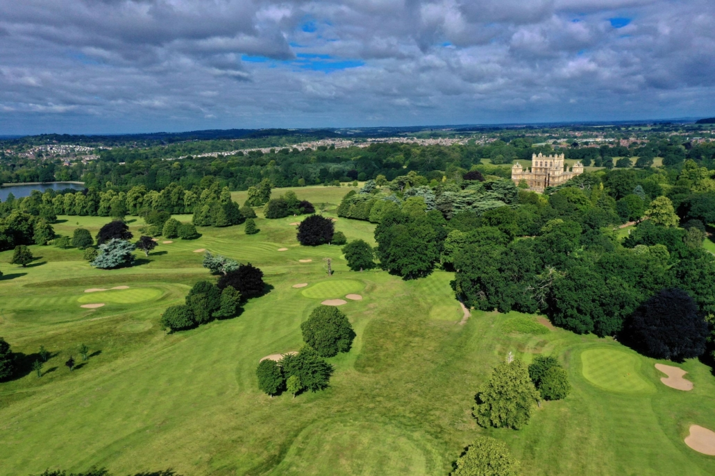 Mansfield Sand relied on at Wollaton Park