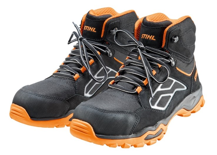 STIHL's updated S3 safety boots
